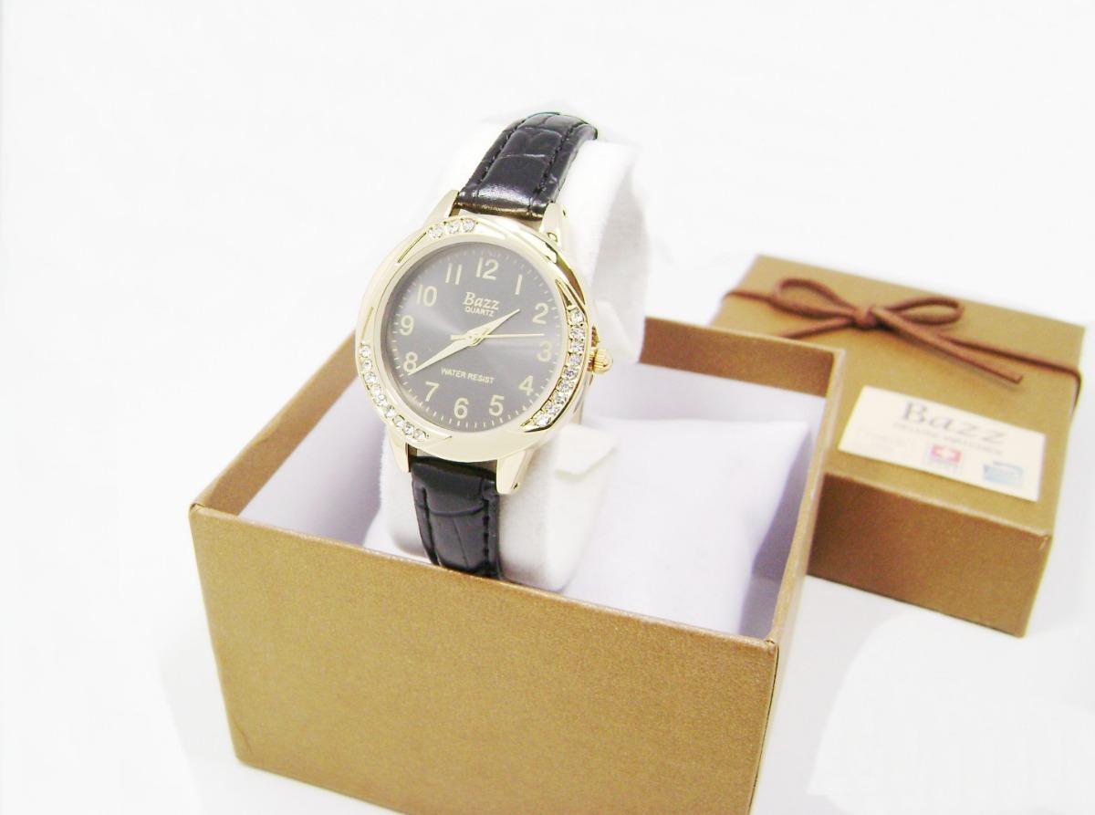 817e92a232 Reloj Dama Suizo Contra Agua Acero Inox Originales Ndn1 - $ 399.00 ...