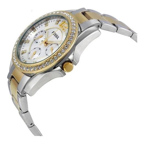 reloj damas fossil es3204