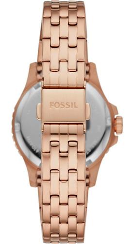 reloj damas fossil es4748