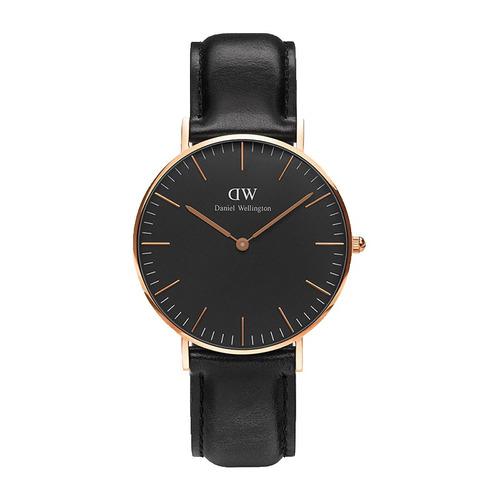reloj daniel wellington classic black dw00100139