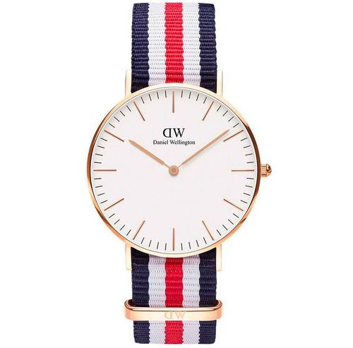 reloj daniel wellington classic canterbury 36 mm dw0502