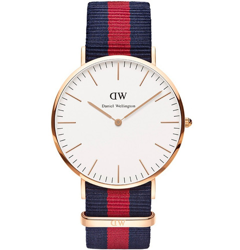 reloj daniel wellington classic oxford original dw0501