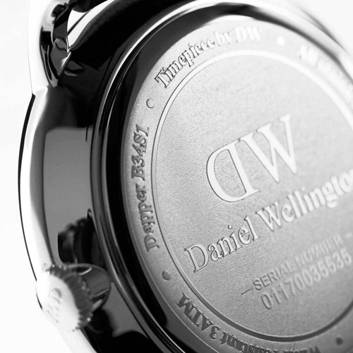reloj daniel wellington dapper durham 34 mm dw00100114