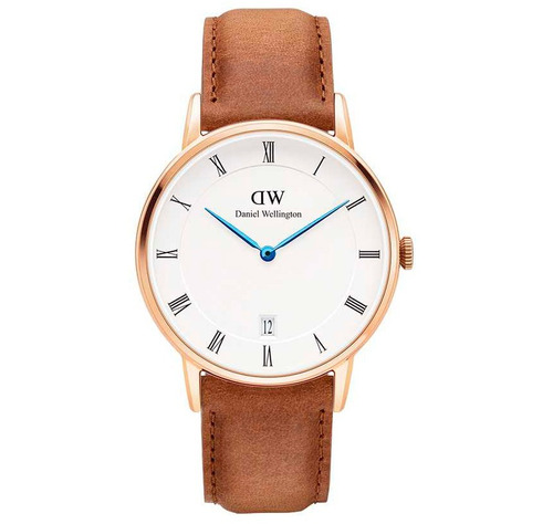 reloj daniel wellington dapper durham 38 mm dw00100115