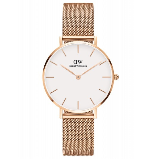 100% autentico 6ed15 4b708 Reloj Daniel Wellington - Mujer - Petite Melrose - A Pedido