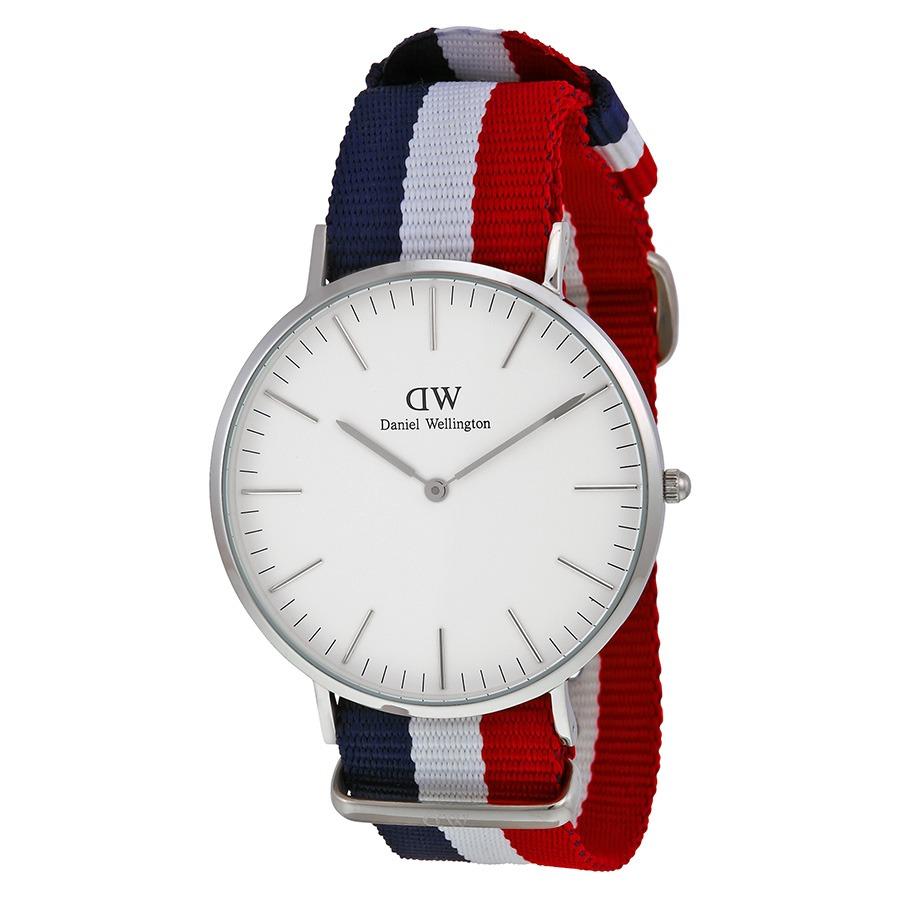 c2ecc7b546b9 reloj daniel wellington para hombre 0203dw cambridge con. Cargando zoom.