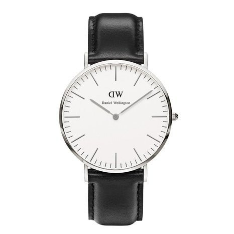 reloj daniel wellington wdw727 negro
