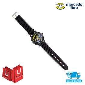 e2b29dd6b455 Reloj Dc Comics, Tipo Pulsera, Cara De Metal, Silicona