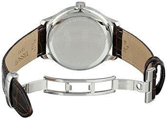reloj de acero inoxidable t tissot de los hombres con la v