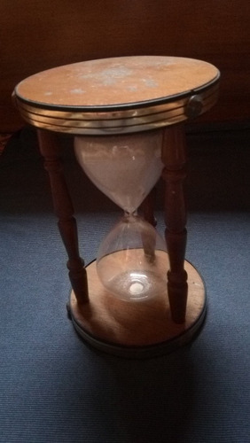 reloj de arena antiguo
