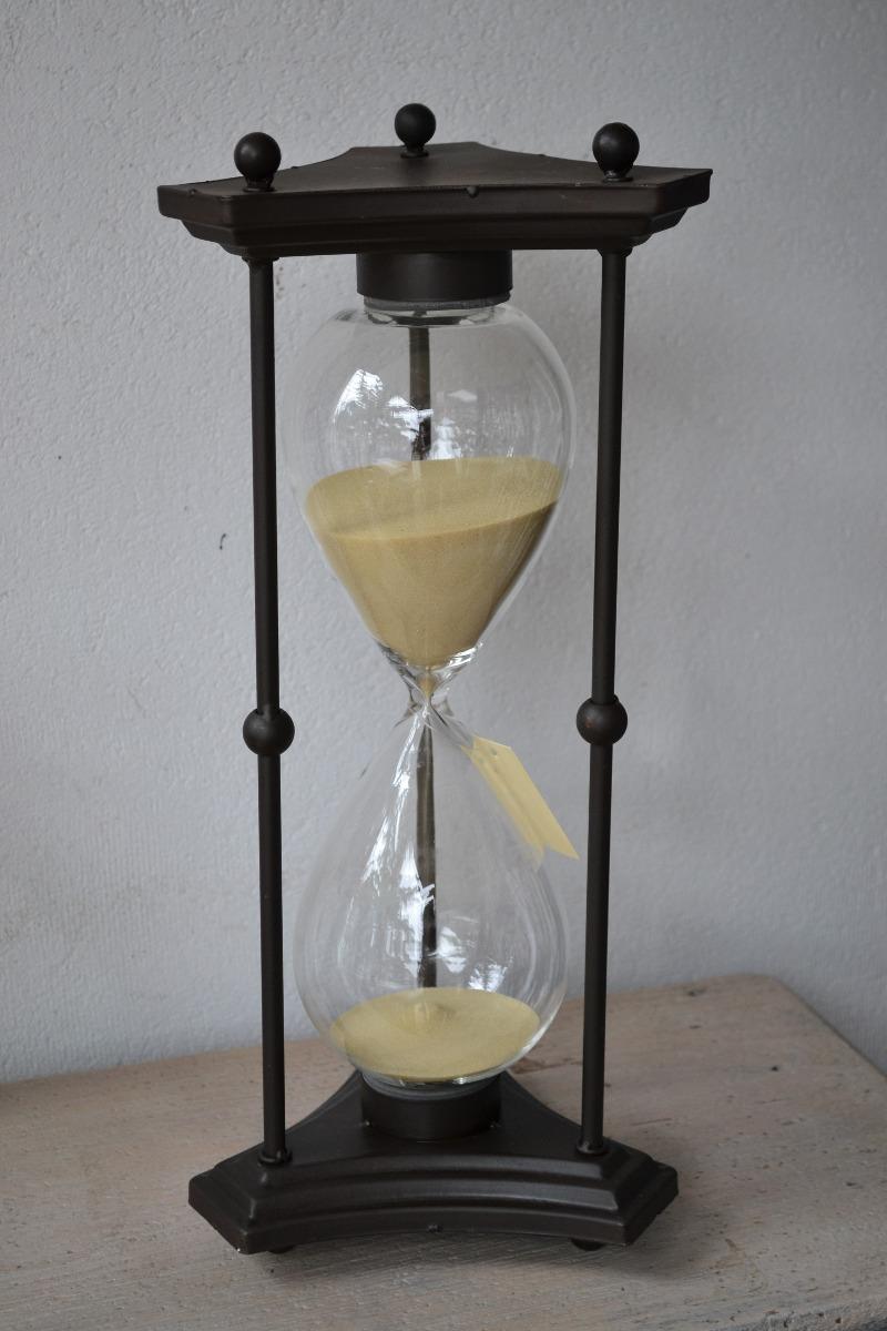 Reloj De Arena Estilo Antiguo 60 Minutos 458500 En Mercado Libre