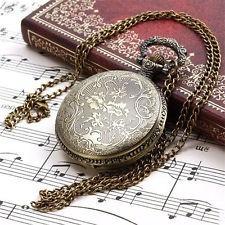 reloj de bolsillo de pajaros