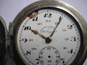 Ferrocarril AntioquiaJuan Bolsillo Reloj Heiniger De ZuXOilwkTP