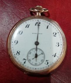 Hamilton Bolsillo De 910Usa Reloj 1914 BxrdCoe