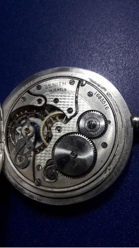 reloj de bolsillo zenith