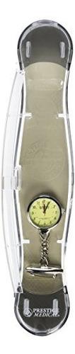 reloj de bronceado profesional de la enfermera de la enferme