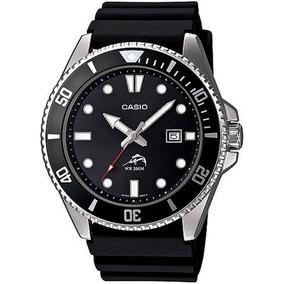 diseño de calidad db6e7 4c311 Reloj De Buceo Estilo Casio Hombres Acero Inoxidable, Cor