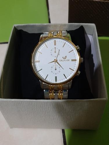reloj de caballero acero inoxidable