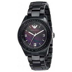 a9ed13b21b80 Reloj Emporio Armani Automatico Ceramico Skeleton - Relojes Pulsera ...