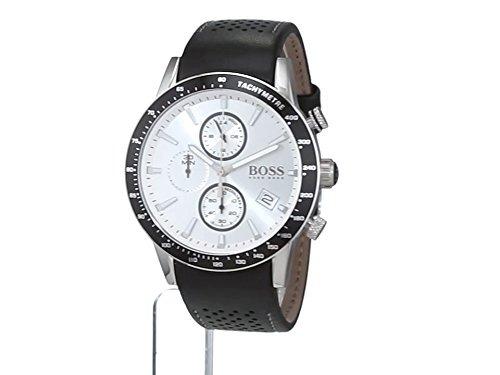 2b650e3da6c3 Reloj De Cuarzo Analógico De Cuero Negro 1513403 De Hugo -   289.990 ...