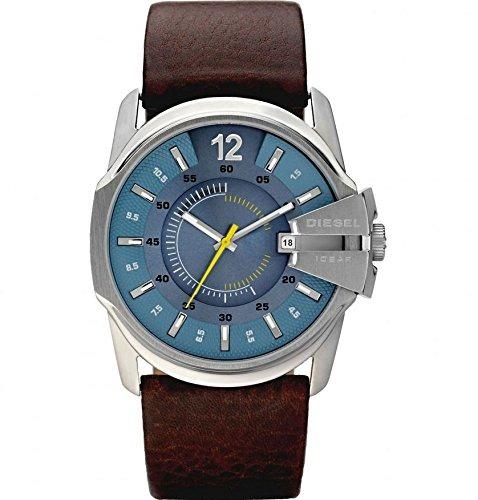 244bb10900a0 Reloj De Cuarzo Marrón No Tan Básico Para Hombre Diesel Dz13 ...