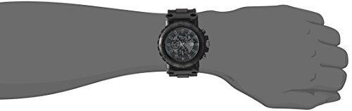 reloj de cuarzo suizo multifunción negro joshua  sons para