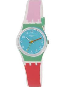 28df70ac773c Reloj Swatch Rojo Para Mujer - Relojes Otras Marcas Deportivos en ...