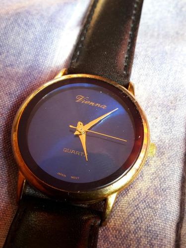reloj de cuarzo vienna