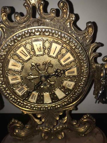 reloj de cuerda (chapa de oro)