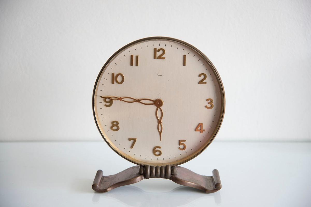 fc0c6c45af74 reloj de cuerda en bronce marca swiza. Cargando zoom.