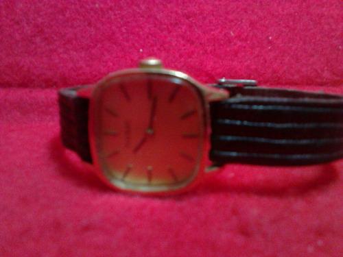 reloj de cuerda para mujer. marca tissot