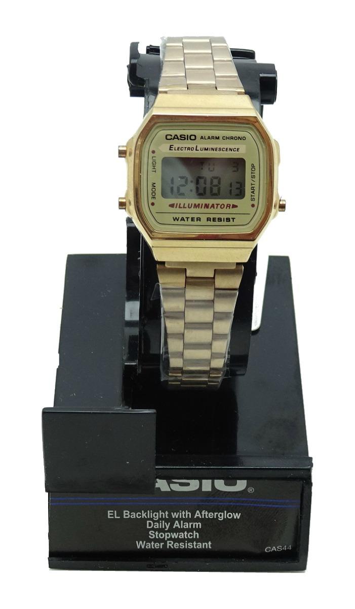 16f8c850dd41 reloj de dama casio moda retro color rosado digital 70. Cargando zoom.