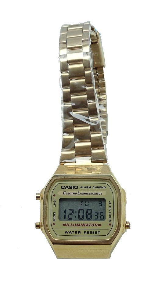 dcff83021a03 reloj de dama casio retro color rosado digital 70. Cargando zoom.