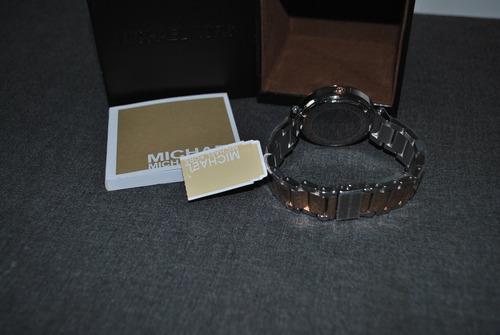 reloj de dama original michael kors nuevo combinado