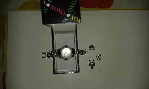 reloj de dama xoxo original