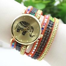 c9c20c0b78a4 Reloj De Hermoso Diseño Para Niña Dama Mujer Joven Real -   12.500 ...