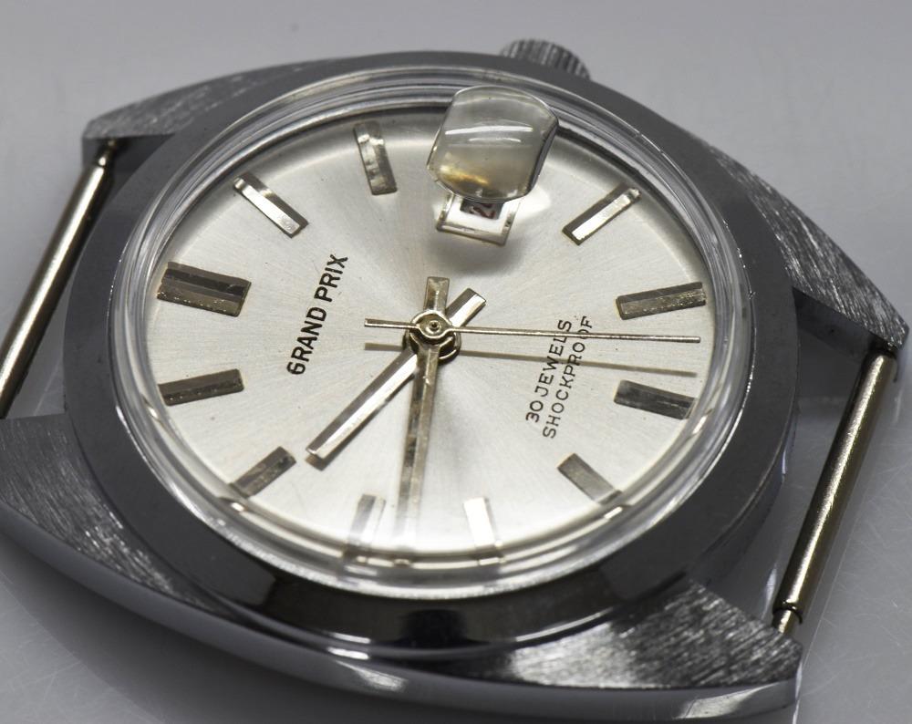 reloj de hombre acero con caledanrio gran prix mod. 1500. Cargando zoom. 6bc2c6a71ab6