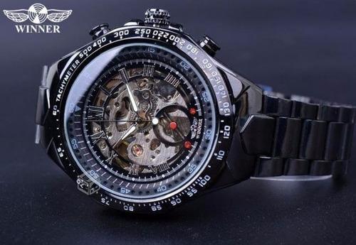 reloj de hombre automático exclusivo