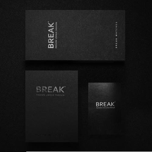 reloj de hombre break, con envio gratis!
