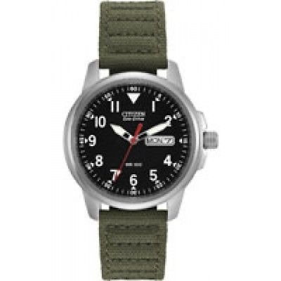 db0f004f6cad9 Reloj De Hombre Citizen Eco-drive Military Caliber E100 -   799.571 ...