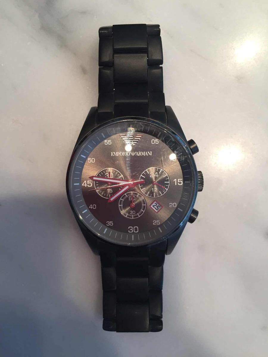 8437fddb38a5 Reloj De Hombre Emporio Armani -   140.000 en Mercado Libre