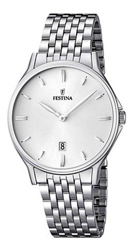 reloj de hombre festina clásico f16744 garantía oficial