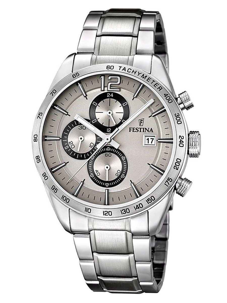 a3769654c00a Reloj De Hombre Festina Sport F16759 2 Plata -   126.000 en Mercado ...