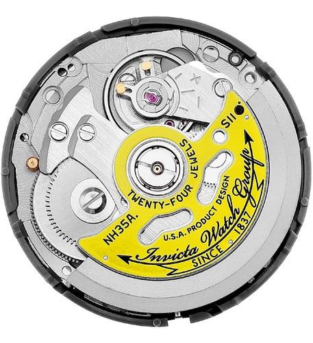 reloj de hombre invicta 29178 automático  42mm promo