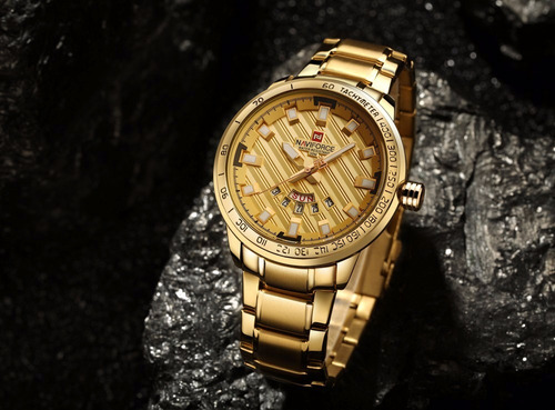 reloj de hombre militar 3atm impermeable