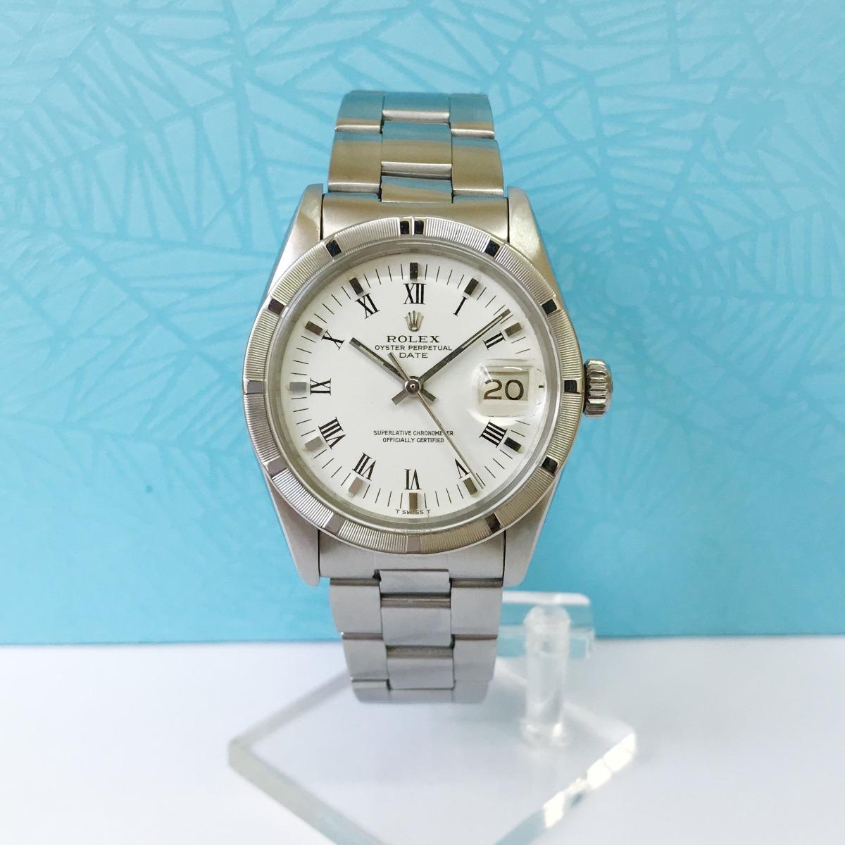 7a0fc0c3e8cd Reloj De Hombre Rolex 1501 Oyster Perpetual Date - $ 95.000,00