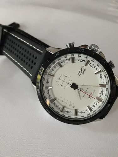 reloj de hombre soho ch123