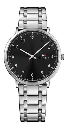 reloj de hombre tommy hilfiger clásico de acero 1791336