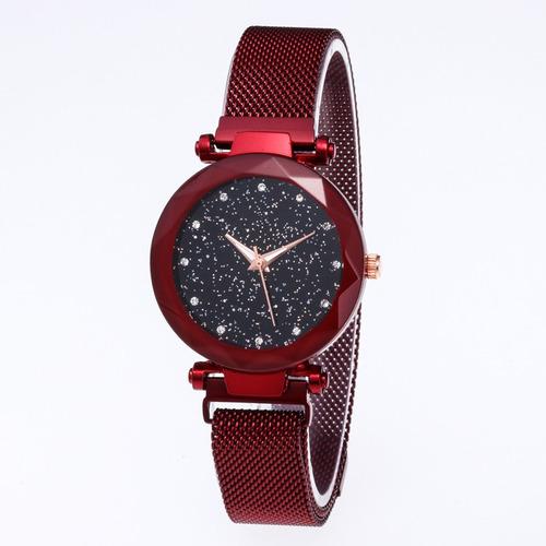 reloj de imán mujer corte diamante magnéticos proveedor