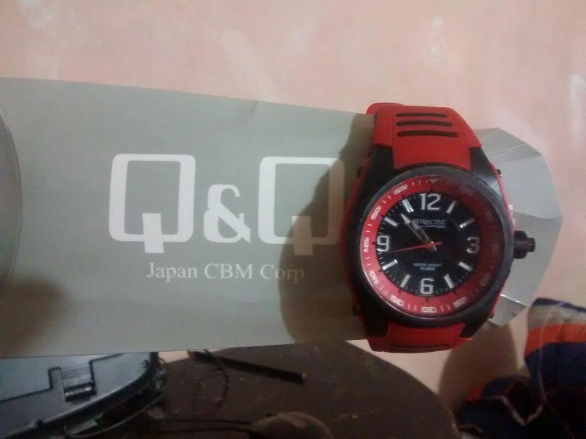d38be073dd0f Reloj De Lujo (caro  Nuevo 100%) Rojo -   15.000 en Mercado Libre
